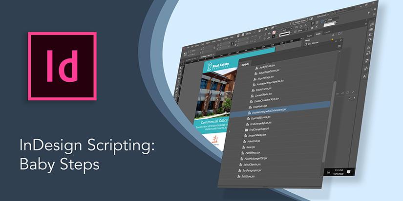 InDesign Scripting: baby steps