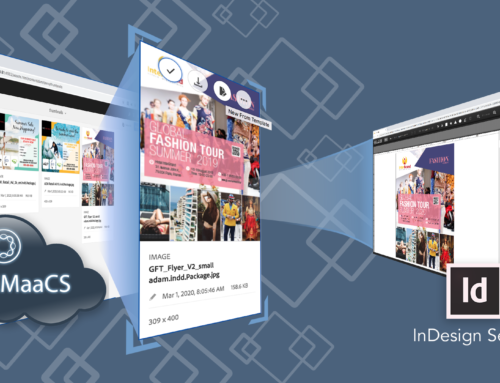 Towards InDesign Services: Connecting AEM as a Cloud Service to Adobe InDesign Server